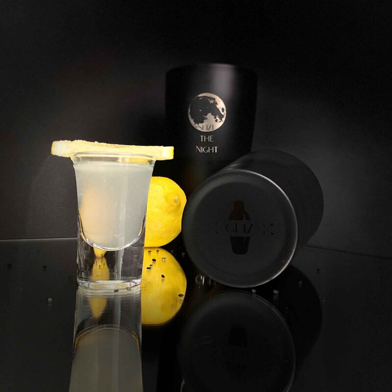 Two-piece Boston shaker Moon – Seize the Night – Limited Edition