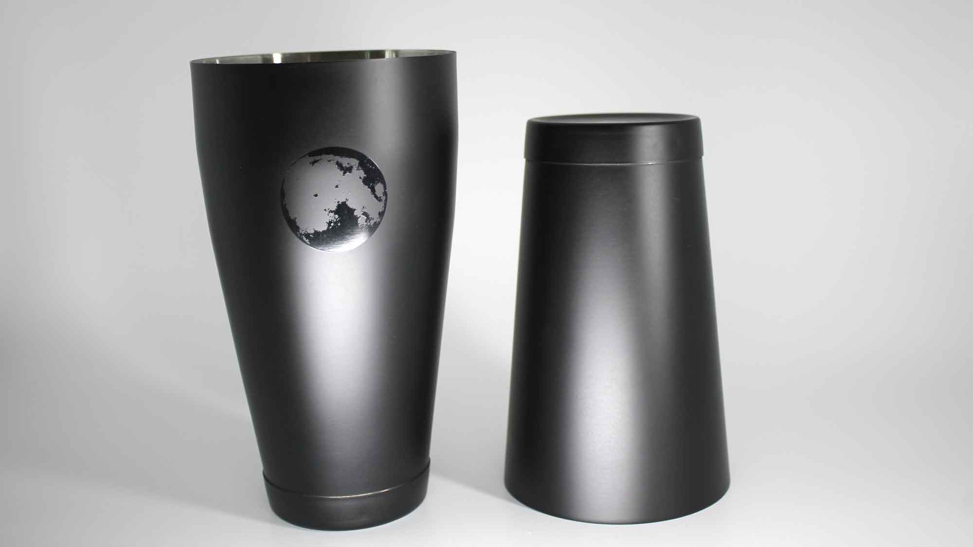 Two-piece Boston shaker Moon – Limited Edition
